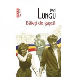 Baieti de gasca - Dan Lungu
