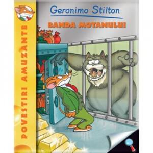 Banda motanului - Geronimo Stilton