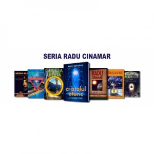 Seria completa: Radu Cinamar - Set 7 Volume