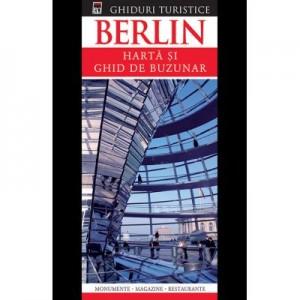 Berlin. Ghid de buzunar + harta plianta