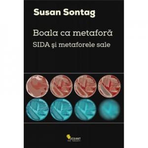 Boala ca metafora - Susan Sontag