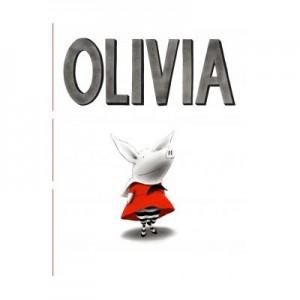 Olivia. Paperback - Ian Falconer