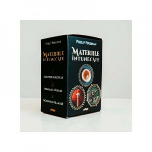 "Box set ""Materiile intunecate"" - Philip Pullman"