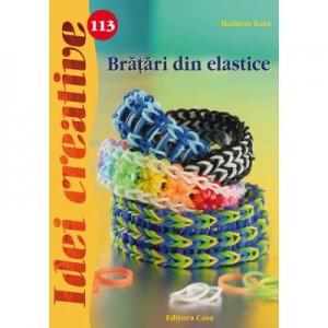 Bratari din elastice. Idei creative 113 - Madaras Kata