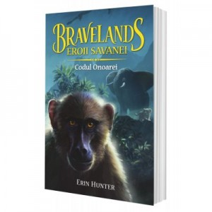 BRAVELANDS – EROII SAVANEI. Vol. II. Codul Onoarei - Erin Hunter