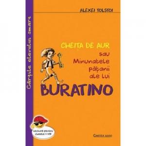 Buratino. Cheita de aur - Alexei Tolstoi