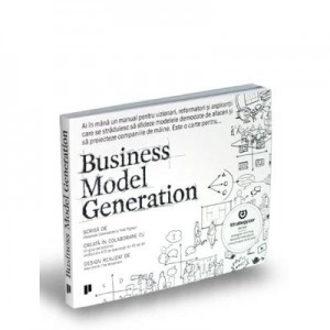 Business Model Generation - Alexander Osterwalder, Yves Pigneur
