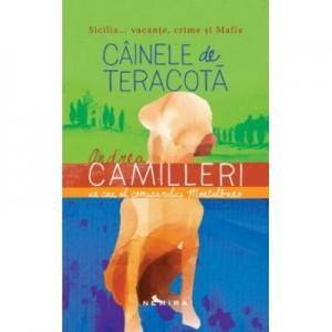 Cainele de teracota (editia a 2-a) - Andrea Calogero Camilleri