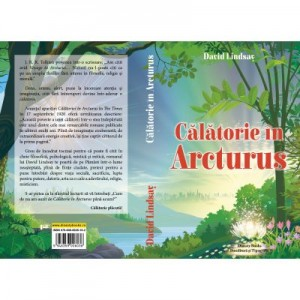 Calatorie in Arcturus - David Lindsay