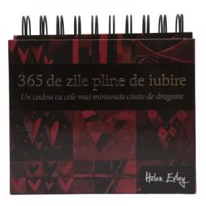 Calendarul 365 de zile pline de iubire