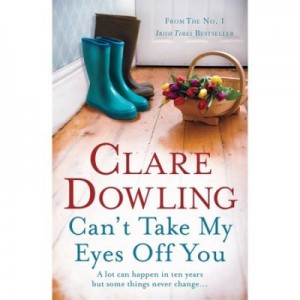 Can't Take My Eyes Off You - Clare Dowling