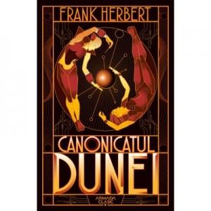Canonicatul Dunei. Seria Dune, partea a VI-a - Frank Herbert