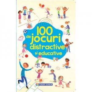 100 de jocuri distractive si educative - Rebecca Gilpin