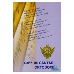 Carte de cantari ortodoxe