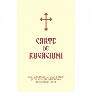 Carte de rugaciuni. Format mediu
