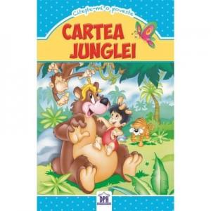 Cartea Junglei. Citeste-mi o poveste