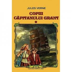 Copiii capitanului Grant, 2 volume - Jules Verne