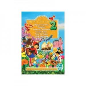 Carticica mea cu Povesti Celebre Nr. 2 - editie ilustrata