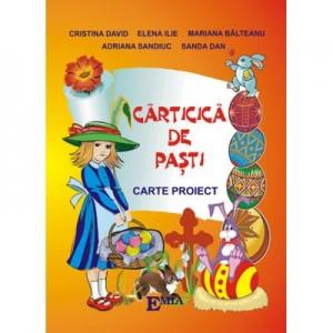 Carticica de Pasti. Carte Proiect - Cristina David