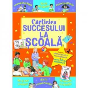 Carticica succesului la scoala - Sophie Giles