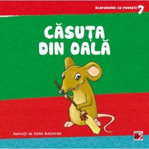 Casuta din Oala - Roxana Haiden (Adaptare)