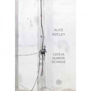 Cateva numere de magie - Alice Notley