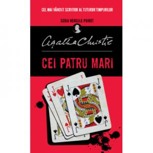 Cei patru mari - Agatha Christie