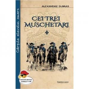 Cei trei muschetari, Volumele 1+2 - Alexandre Dumas
