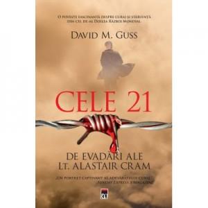 Cele 21 de evadari ale locotenentului Alastair Cram - David M. Guss