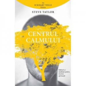 Centrul calmului. Reflectii si meditatii pentru trezirea spirituala - Steve Taylor