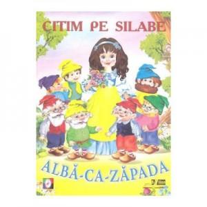 Citim pe silabe: Alba-ca-Zapada