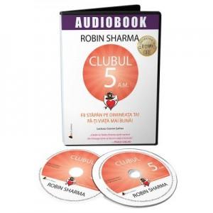 Clubul 5 AM. Audiobook - Robin S. Sharma
