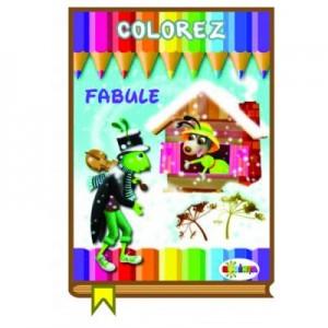 Colorez. Fabule