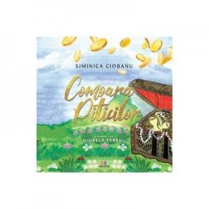Comoara piticilor - Siminica Ciobanu