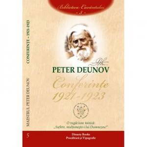 Conferinte 1921-1923, volumul 5 - Peter Deunov