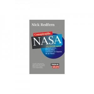 Conspiratiile NASA- Nick Redfern