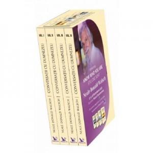 Conversatii cu Dumnezeu. Volumele I-IV. Editie speciala - Neale Donald Walsch