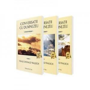 Conversatii cu Dumnezeu - Un dialog neobisnuit. (Vol. I, II, III)