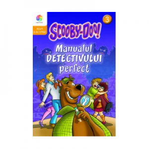 Scooby-Doo! Manualul detectivului perfect, volumul 3
