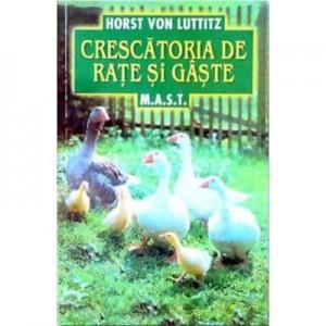 Crescatoria de rate si gaste - Horst Von Luttitz