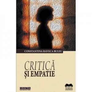 Critica si empatie - Constantina Raveca Buleu