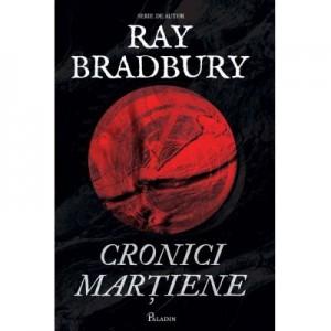 Cronici martiene - Ray Bradbury