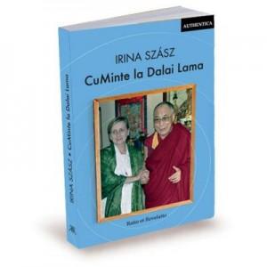 CuMinte la Dalai Lama - Irina Szasz