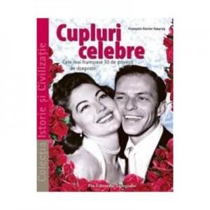 Cupluri celebre - Francois-Xavier Gauroy