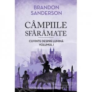 Cuvinte despre Lumina 1. Campiile Sfaramate - Brandon Sanderson