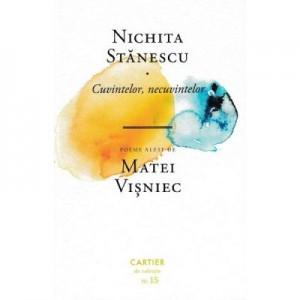 Cuvintelor, necuvintelor - Nichita Stanescu