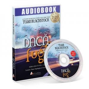 Daca fug. Audiobook - Terri Blackstock