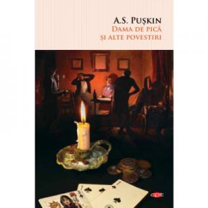 Dama de pica si alte povestiri. Vol. 98 - A. S. Puskin
