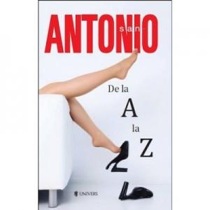De la A la Z. San Antonio - Frederic Dard
