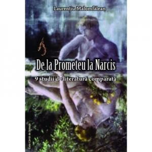 De la Prometeu la Narcis. 9 studii de literatura comparata - Laurentiu Malomfalean